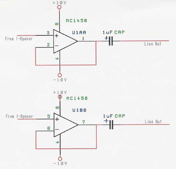 lm324 - amplificatori operazionali